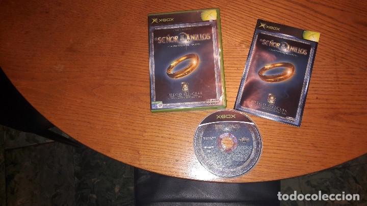 JUEGO XBOX EL SEÑOR DE LOS ANILLOS LA COMUNIDAD DEL ANILLO (Juguetes - Videojuegos y Consolas - Microsoft - Xbox)
