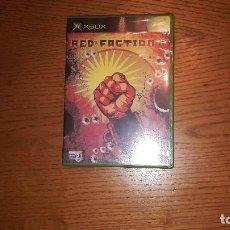 Videojuegos y Consolas: JUEGO XBOX RED FACTION II. Lote 192717388