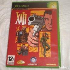 Videojuegos y Consolas: XBOX XIII. Lote 193192213