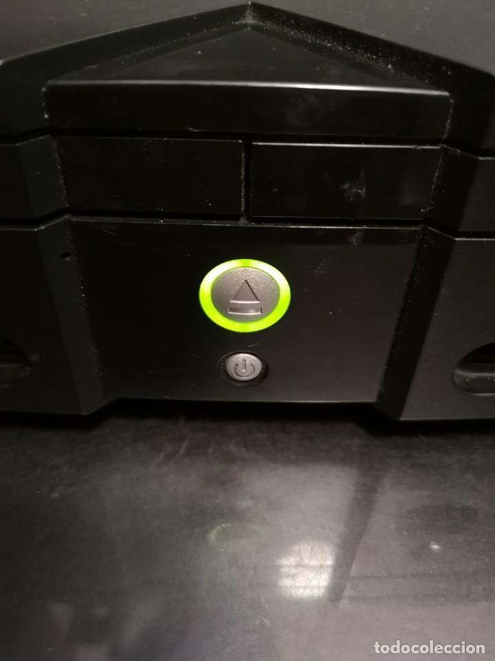 Videojuegos y Consolas: consola xbox classic 2001 fat verde oscuro - Foto 3 - 194527671