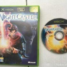 Videojuegos y Consolas: NIGHT CASTER TRIUNFO SOBRE LAS TINIEBLAS NIGHCASTER DEFEAT THE DARKNESS XBOX X-BOX 1 KREATEN. Lote 194555565