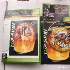 Videojuegos y Consolas: TOP SPIN TENNIS TENIS XSN SPORTS CLASSICS XBOX X-BOX KREATEN . Lote 194626268