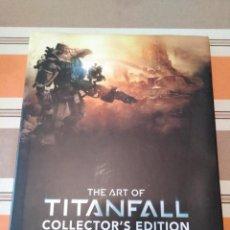 Videojuegos y Consolas: THE ART OF TITANFALL COLLECTOR´S EDITION - LIBRO DE ARTE DE COLECCIONISTA DE TITANFALL - JUEGO XBOX. Lote 195288925