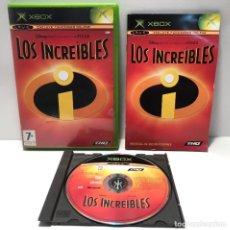 Videojuegos y Consolas: LOS INCREÍBLES XBOX. Lote 195444152