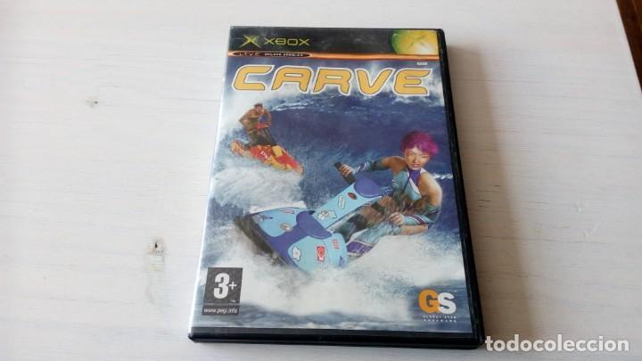 JUEGO XBOX CARVE NO 360 ONE FUNCIONANDO PERFECTAMENTE (Juguetes - Videojuegos y Consolas - Microsoft - Xbox)