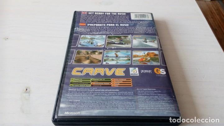 Videojuegos y Consolas: Juego Xbox carve no 360 one funcionando perfectamente - Foto 4 - 195740255