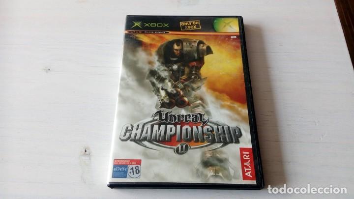 JUEGO XBOX UNREAL CHAMPIONSHIP II ATARI NO 360 ONE FUNCIONANDO PERFECTAMENTE (Juguetes - Videojuegos y Consolas - Microsoft - Xbox)