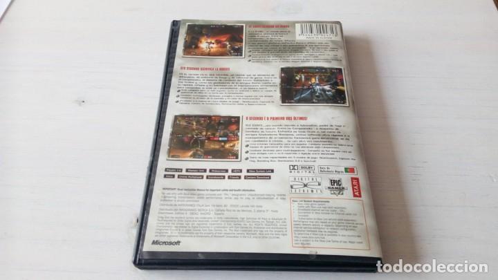 Videojuegos y Consolas: Juego Xbox unreal Championship II Atari no 360 one funcionando perfectamente - Foto 4 - 195740766