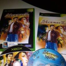 Videojuegos y Consolas: SHENMUE II XBOX. Lote 195765103