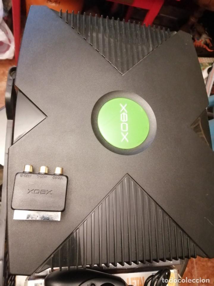 Videojuegos y Consolas: consola xbox clasica 1 version completa funcionando - Foto 2 - 196680445
