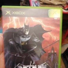Videojuegos y Consolas: BATMAN VENGEANCE XBOX JUEGO. Lote 196680861