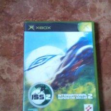 Videojuegos y Consolas: JUEGO XBOX INTERNATIONAL SUPERSTAR SOCCER 2. Lote 197450970