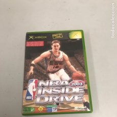 Videojuegos y Consolas: XBOX NBA 2003. Lote 199773631