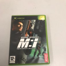 Videojuegos y Consolas: MISSION IMPOSIBLE: OPERATION SURMA XBOX. Lote 199773808