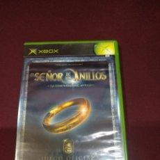 Videojuegos y Consolas: EL SEÑOR DE LOS ANILLOS, LA COMUNIDAD DEL ANILLO, XBOX. Lote 200530362