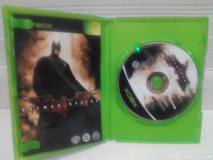 Videojuegos y Consolas: Batman begins xbox - Foto 2 - 203543428