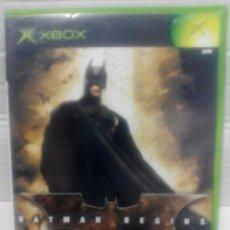 Videojuegos y Consolas: BATMAN BEGINS XBOX. Lote 203543428