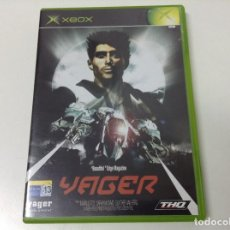 Videojuegos y Consolas: YAGER. Lote 205526128