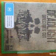 Videojuegos y Consolas: DEADLIGHT - DIRECTOR'S CUT - MICROSOFT XBOX ONE. Lote 205672182