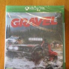 Videojuegos y Consolas: GRAVEL XBOX ONE. Lote 205672676
