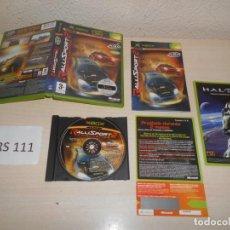 Videojuegos y Consolas: XBOX - RALLISPORT 2 CHALLENGE , PAL ESPAÑOL , COMPLETO. Lote 206180152