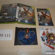 Videojuegos y Consolas: XBOX - MEDAL OF HONOR - RISING SUN , PAL ESPAÑOL , COMPLETO. Lote 206180255