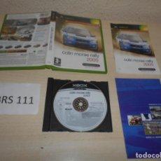 Videojuegos y Consolas: XBOX - XOLIN MCRAE RALLY 2005 , PAL ESPAÑOL , COMPLETO. Lote 206180681