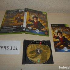 Videojuegos y Consolas: XBOX - HARRY POTTER Y LA CAMARA SECRETA , PAL ESPAÑOL , COMPLETO. Lote 206180808