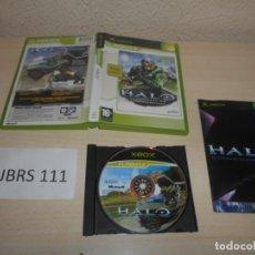 Videojuegos y Consolas: XBOX - HALO , PAL ESPAÑOL , COMPLETO. Lote 206180842
