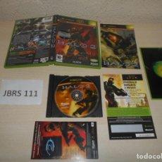 Videojuegos y Consolas: XBOX - HALO 2 , PAL ESPAÑOL , COMPLETO. Lote 206180886