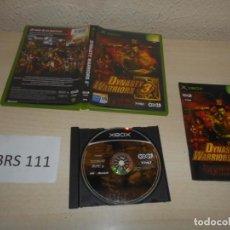 Videojuegos y Consolas: XBOX - DYNASTY WARRIORS 3 , PAL ESPAÑOL , COMPLETO. Lote 206180983