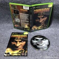 Videojuegos y Consolas: COMMANDOS 2 MEN OF COURAGE MICROSOFT XBOX. Lote 206292735
