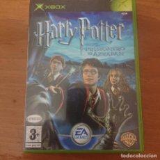 Videojuegos y Consolas: HARRY POTTER Y EL PRISIONERO DE AZKABAN XBOX COMPLETO. Lote 206572307