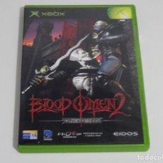 Videojuegos y Consolas: XBOX - LEGACY OF KAIN BLOOD OMEN 2 ED. ESPAÑOLA ¿¿NUEVOOOOO?? MICROSOFT. Lote 210154667