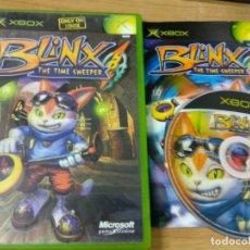 Videojogos e Consolas: BLINX - XBOX - PAL UK. Lote 210215642