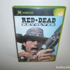 Videojogos e Consolas: RED DEAD REVOLVER XBOX CLASICA. Lote 210538675