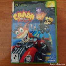 Videojuegos y Consolas: CRASH TAG TEAM RACING XBOX ESPAÑOL COMPLETO. Lote 211434257