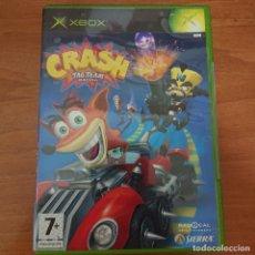 Videojuegos y Consolas: CRASH TAG TEAM RACING XBOX ESPAÑOL COMPLETO. Lote 211642953
