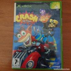 Videojuegos y Consolas: CRASH TAG TEAM RACING XBOX ESPAÑOL COMPLETO. Lote 211667330