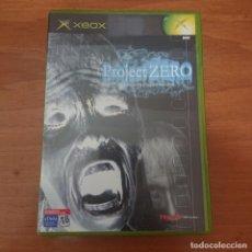 Videojuegos y Consolas: PROJECT ZERO XBOX ESPAÑOL COMPLETO. Lote 211680634