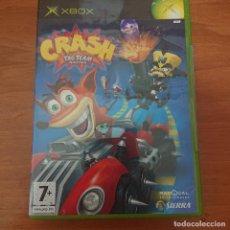 Videojuegos y Consolas: CRASH TAG TEAM RACING XBOX ESPAÑOL COMPLETO. Lote 211681070