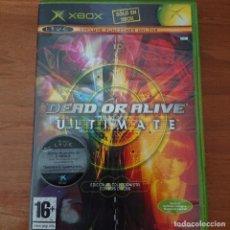 Videojuegos y Consolas: DEAD OR ALIVE ULTIMATE EDICION COLECCIONISTA 2 DISCOS XBOX COMPLETO. Lote 211805605