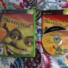 Videojuegos y Consolas: SHREK 2 XBOX. Lote 214851386