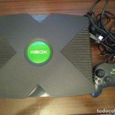 Videojuegos y Consolas: CONSOLA XBOX CLASICA 1 VERSION COMPLETA FUNCIONANDO. Lote 215085977