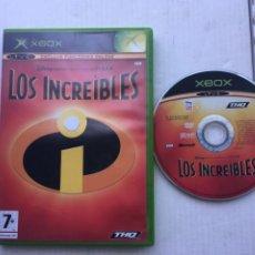 Videojuegos y Consolas: LOS INCREIBLES DISNEY PIXAR XBOX X-BOX MICROSOFT THE INCREDIBLES KREATEN. Lote 218015086