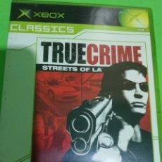 Videojuegos y Consolas: TRUE CRIME PAL ESPAÑA. Lote 218356896