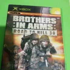 Videojuegos y Consolas: BROTHERS IN ARMS RODRÍGUEZ TO HILL 30 PAL ESPAÑA. Lote 218357148