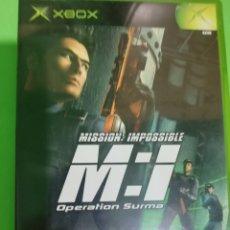 Videojuegos y Consolas: MISIÓN IMPOSIBLE M:I OPERATION SURMA, PAL ESPAÑA. Lote 218414930
