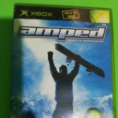 Videojuegos y Consolas: AMPED FREESTYLE SNOWBOARDING. Lote 218415628
