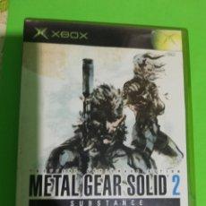 Videojuegos y Consolas: METAL GEAR SOLID 2 SUBSTANCE. Lote 218416225